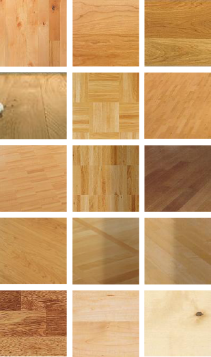 Haltbare Holzboden Verschiedene Holzarten Eigenschaften Images ...